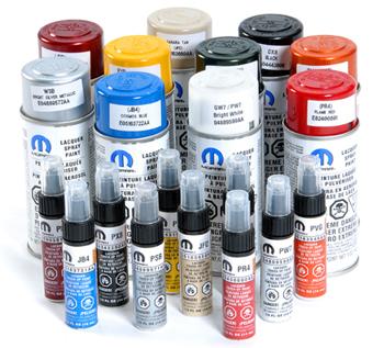 Mopar® Touch Up Spray Paint 5 oz Can | Quadratec
